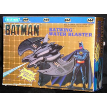 Batman - Batwing Water Blaster - Blue Box Toy - Unico M L