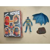 = Série Heróis = Batman Absolutamente Original Gulliver Raro