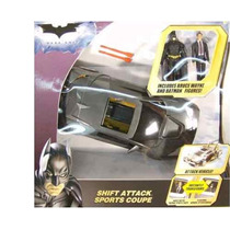 Batman Batmovel Sports Coupe - Shift Attack - Mattel