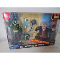 Batman Vs The Penguin - Mattel - Dc Comics - Promoção - Novo