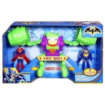 Batman And Superman - The Joker Robo Rampage - Mattel - Novo