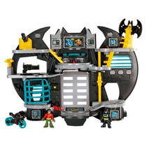 Batcaverna Imaginext - Dc Super Amigos - Fisher Price