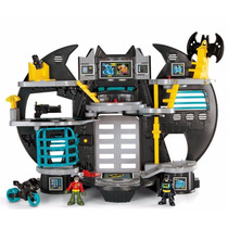 Imaginext Batcaverna Dc Super Amigos - Fisher Price