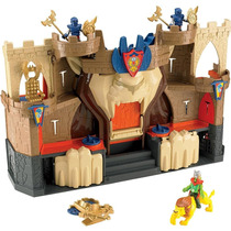 Imaginext Fisher Price Castelo Do Leão - Pronta Entrega