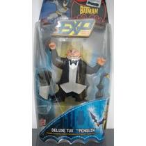Pinguim / Penguin Deluxe Tux - The Batman Mattel
