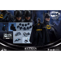 Hot Toys Mms 293 Batman Returns - Michael Keaton