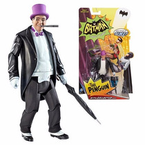Batman Classic Tv Series - Boneco The Penguin Mattel
