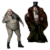 Batman Returns - Penguin - Danny Devito - Escala 1/4 - Neca