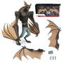 Man-bat - Batman Animated Series - Figura Dc Collectibles