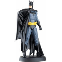 Boneco Miniatura - Batman Dc Comics - Eaglemoss + Revista