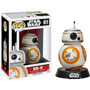 Star Wars - Bb 8 - Funko Pop Bobble Head- The Force Awakes -