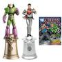 Miniaturas Superman Lex Luthor Dc Chess Gibiteria Bonellihq