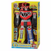 Imaginext Megazord Trasformador Power Ranger