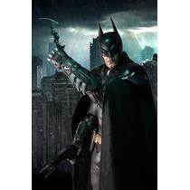 Batman Arkham Knight Escala 1/4 - 45 Cm - Edição 2015 - Neca