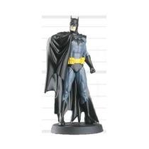 Miniatura Em Metal Batman Com Fasciculo Em Portugues