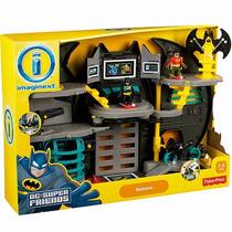 Imaginext Nova Batcaverna - Mattel