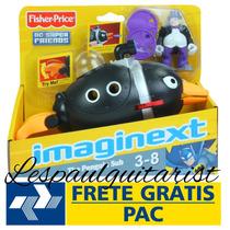 Dc Imaginext The Penguin Sub Fisher Price Submarino Pinguim