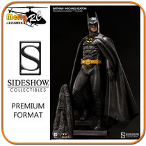 Batman Premium Format Sideshow Michael Keaton 1989 Batman