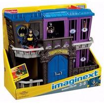 Imaginext Batman Prisão Gotham City Fisher Price