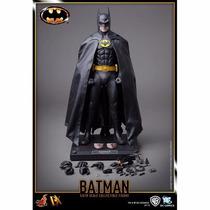 Batman 1989 (michael Keaton) Hottoys Dx09 Escala 1/6