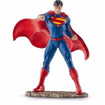 Superman Schleich Action Figure 10 Cm - 22504