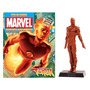 Human Torch Clasic Marvel Figurine #18 - Redwood