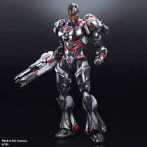 Cyborg Variant Play Arts Action Figures Square Enix Sq-7926