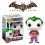 Funko Pop! Batman Arkham Asylum - Joker - Coringa
