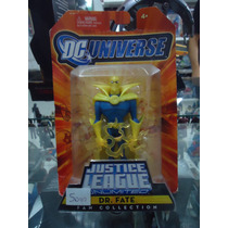 Dc Universe Justice League Unlimited Doutor Destino Lacrado