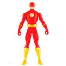 Boneco Dc Liga Da Justiça The Flash 30 Cm Mattel Oficial