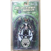 Tk0 Toy Dc Blackest Night S6 Hawkgirl Black Lantern