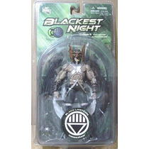 Tk0 Toy Dc Blackest Night S5 Hawkman Black Lantern
