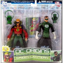 Dc Direct Origin Green Lantern Pack Duplo Lanterna Verde