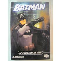 Dc Direct Batman Deluxe Escala 1/6 33 Cm