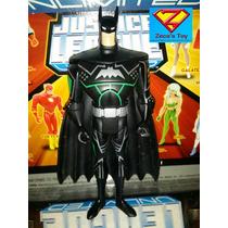 Batman Techno 12 Cms(jlu)liga Da Justiça-justice League