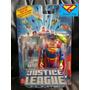 Superman 12 Cms(jlu)liga Da Justiça-justice League+de 400 Pe