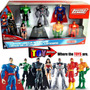 Liga Da Justiça - Justice League All Star - Sete Figuras