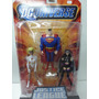 Liga Da Justiça- Coleção D Fã- Galatea - Superman - Huntress