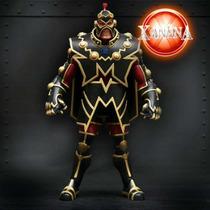 Imperiex - Dc Universe - Serie 10 Baf Completa - Loose Nova