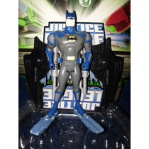 Batman Air Strike 12 Cms/(jlu)batman Animated+(frete Gratis)