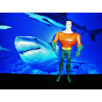 Aquaman Super Amigos Liga Da Justiça Unlimited Jlu