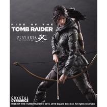 Play Arts Kai Rise Of Tomb Raider Lara Croft - Square Enix
