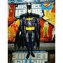 Batman Blacksuit Code 12 Cms/(jlu)justice League+de 400 Pers