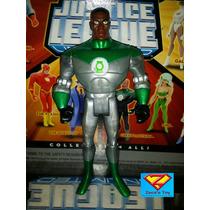 Lanterna Verde 12 Cms/(jlu)+frete Grátis+de 500 Personagens