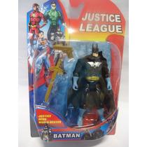 Bonecos Liga Da Justiça Super Homem Batmam Homem Aranha