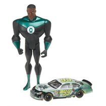 Hot Wheels/l. Verde 12 Cms/justice League(jlu)+de 400 Pers