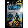 Batman & Nigthwing 12 Cms(jlu)batman Animated+de 400 Persona
