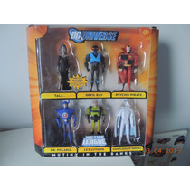 Justice League - Dc Universe - Mutiny In The Ranks - Mattel