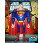 Superman 12 Cms/frete Gratis-liga Da Justiça(jlu)+400 Person