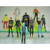 Young Justice A Justiça Jovem 10 Bonecos Dc Universe